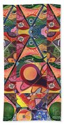 Much More Than A Face - A Joy Of Design Series Compilation Bath Towel