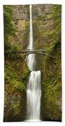 Multnomah Falls 2 B Bath Towel