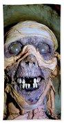Mummified Mike Bath Towel