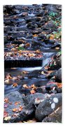 Munising Falls II Bath Towel