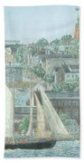 Munjoy Hill Bath Towel