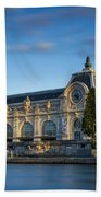 Musee D'orsay Evening Bath Towel