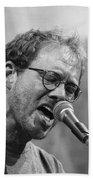 Musicians Warren Zevon Bath Towel