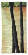 Muskoka Lagoon Hand Towel
