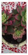 My Garden Series - Mosaica Bath Towel