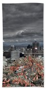 My Montreal's Colors Bath Towel