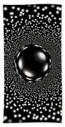 Mystery Sphere Bath Towel