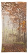Mystic Woods Bath Towel