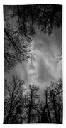 Naked Branches Bath Towel
