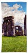 Nancy's Stonehenge Bath Towel