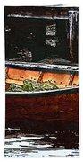 Nantucket Sleigh Ride Whaleboat Bath Towel