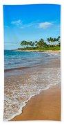 Napili Beach Paradise Bath Towel