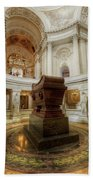 Napoleon's Tomb - A Different View  Bath Towel
