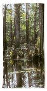 Natchez Trace Wetlands Bath Towel