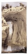 Natural Bridge, Rockbridge County Bath Towel