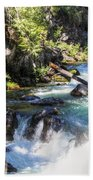 Natural Bridges Bath Towel