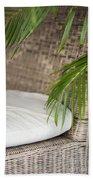 Natural Materials Furniture Detail Bath Towel