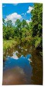 Natural Overgrowth Bath Towel