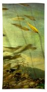 Nature #12. Strong Wind Hand Towel