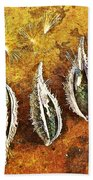 Nature Abstract 74 Bath Towel