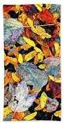 Nature's Tapestry Bath Towel