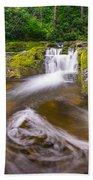 Nature's Water Slide Bath Towel