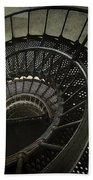 Nautilus Stairway Bath Towel