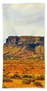 Navajo Nation Monument Valley Bath Towel