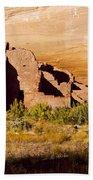 Navajo Ruins Bath Towel