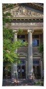 Navarro County Courthouse Bath Towel