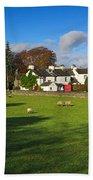 Near Sawrey In The Lake District Bath Towel