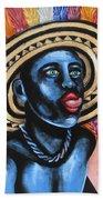 Negrito In Carnival 2 Bath Towel