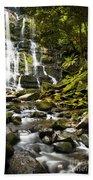 Nelson Falls Tasmania Bath Towel