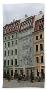 Neumarkt - Dresden - Germany Bath Towel