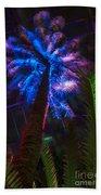 New Age Tropical Palm Bath Towel