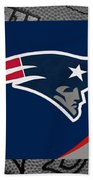 New England Patriots Bath Towel