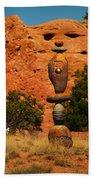 New Mexico Art Bath Towel