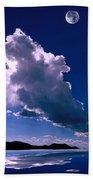 New Mexico Sky Bath Towel