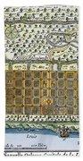 New Orleans, 1718-20 Bath Towel