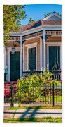 New Orleans Charm Bath Towel