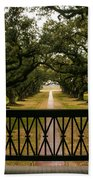 New Orleans Live Oak Bath Towel