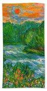 New River Rush Bath Towel