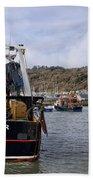 New Seeker - Lyme Regis Bath Towel