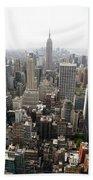 New York City Canyons Bath Towel