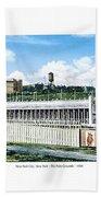 New York City New York - The Polo Grounds - 1900 Bath Towel