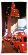 New York  New York Bath Towel