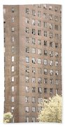 New York Public Housing Bath Towel