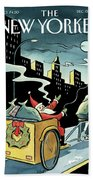 New Yorker December 15, 2008 Bath Sheet