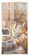 Easter Egg Bath Sheet