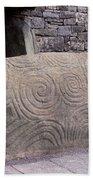 Newgrange Entrance Kerb Bath Towel